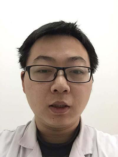 刘金瑜:主治医师