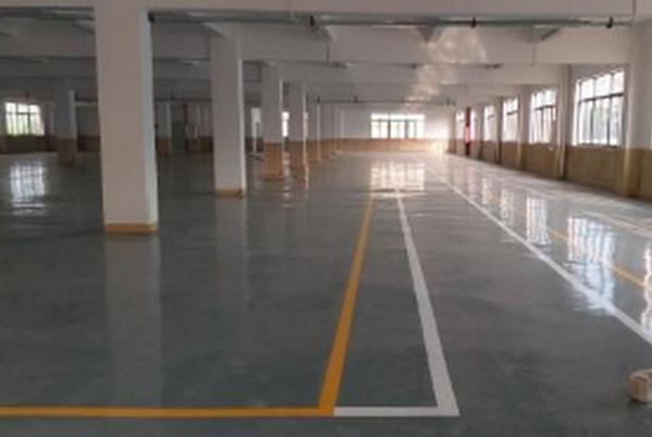 新疆环氧地坪漆施工