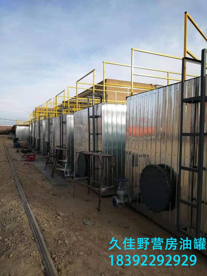 有关储油罐呼吸阀你了解多少?榆林油罐厂来讲讲