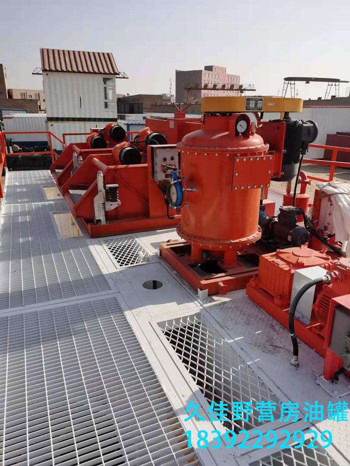 榆林石油固控设备