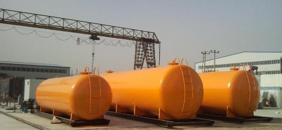 双层油罐在制作时会有积水,这个是怎么产生的,有什么不好的影响?