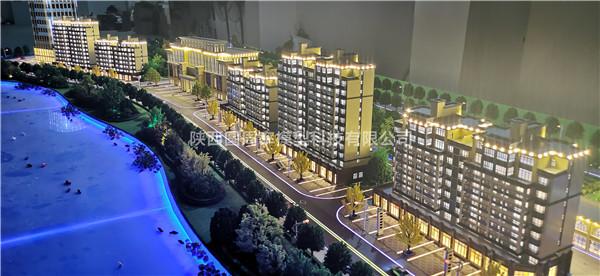 西安房地产模型定制