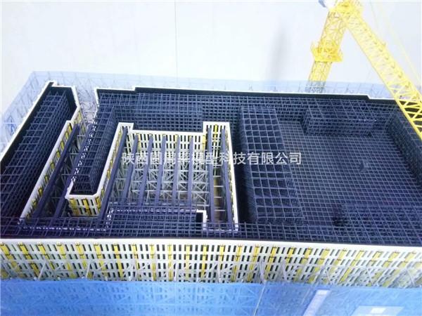 西安工业沙盘