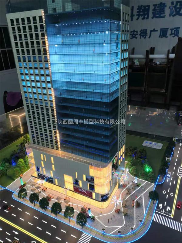 西安房地产模型