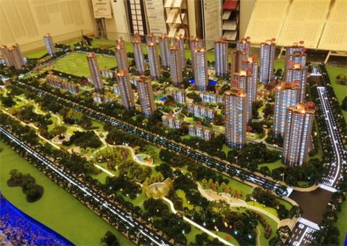 西安工业模型