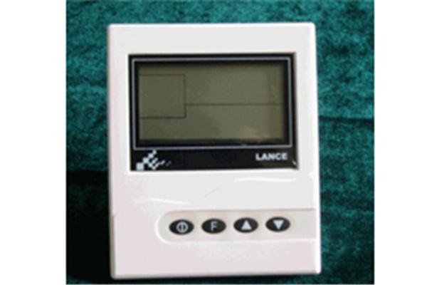 5230 商用LCD壁挂式温湿度控制器