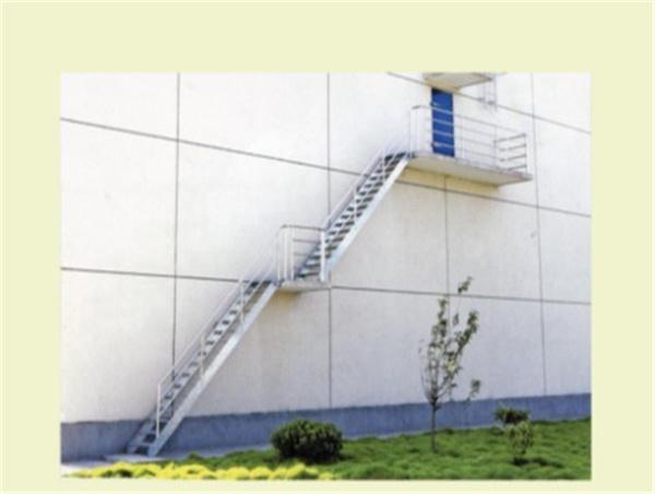 检粮门不锈钢扶手及钢栅梯