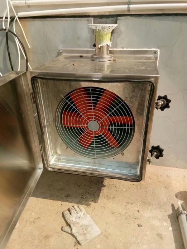 不锈钢保温通风口2