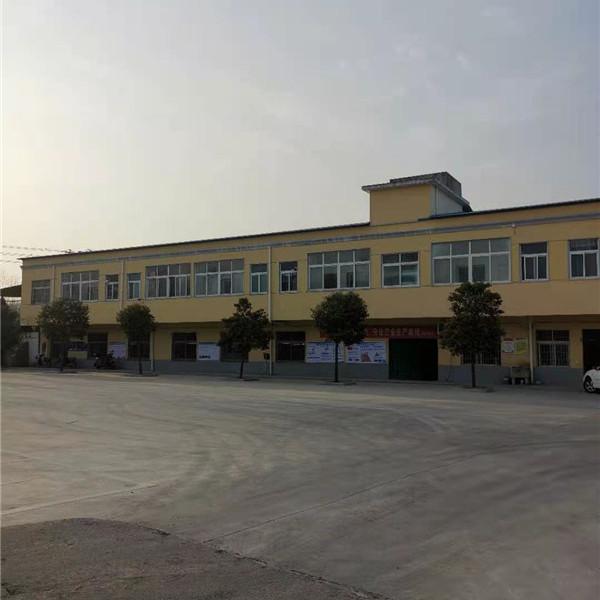 河南氩气厂区环境