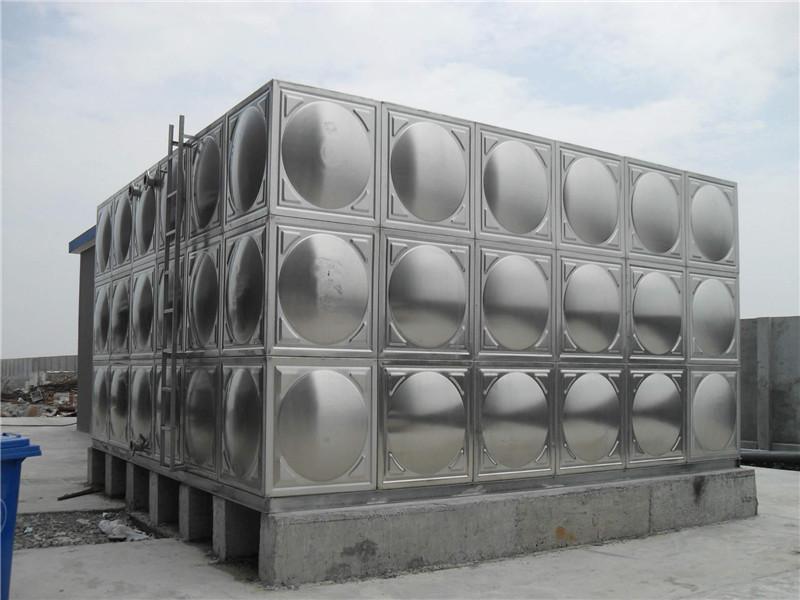 方形组合式水箱