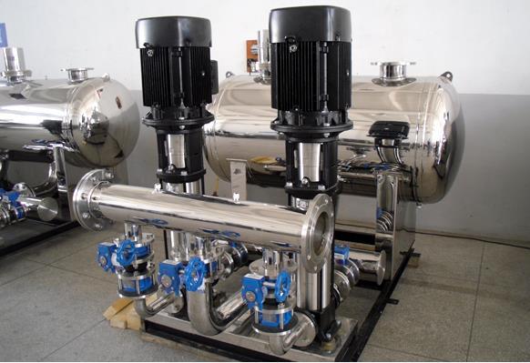 你知道无负压和恒压供水设备选哪个吗?