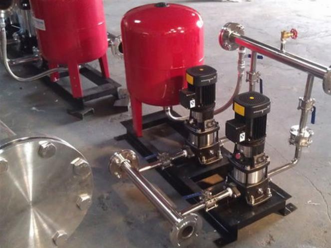 供水设备如何改造的更加节能?