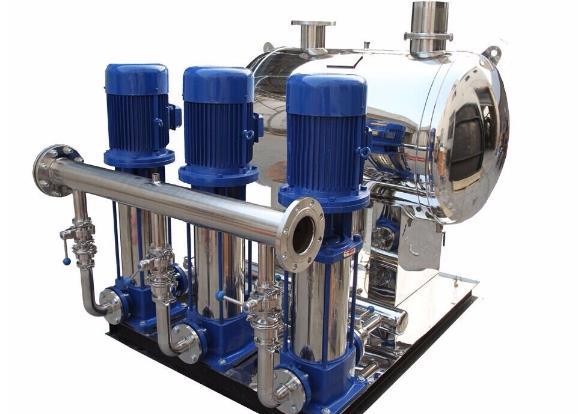 关于无负压供水设备的选型方面有哪些要求呢?