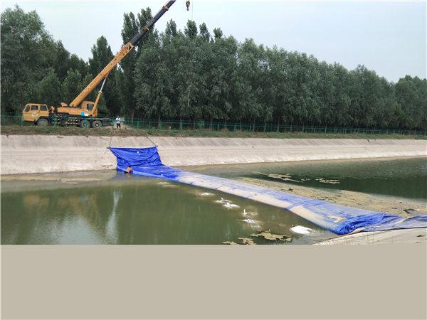 水域工程拦水导流、截流围堰装备