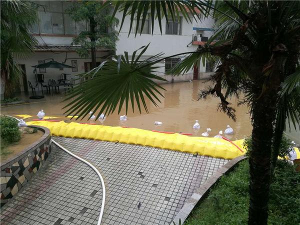 什么时候会用到西安生态拦水坝(挡水带)