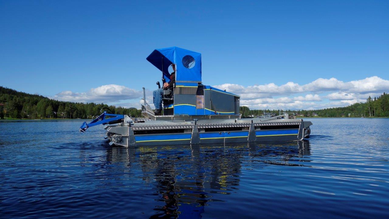 水下工作船的安全和防污染措施,西安两栖作业船厂家告诉你
