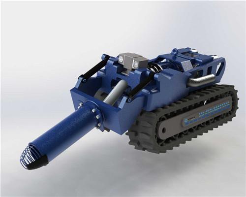 管道清淤机器人