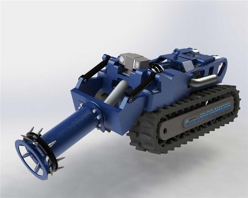 阿尔法水下作业机器人说明