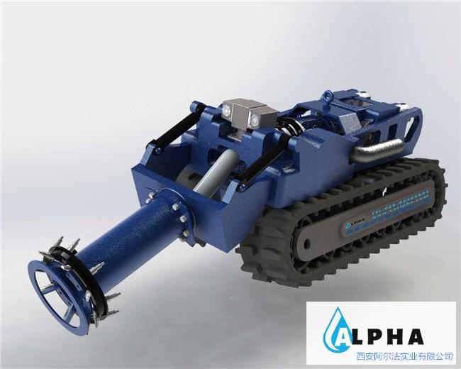 水下作业机器人