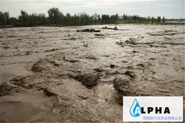 陕西省各级水利部门有序应对渭河2021年第1号洪水