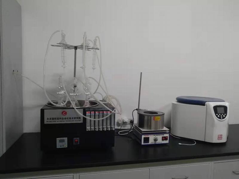 实验室一角