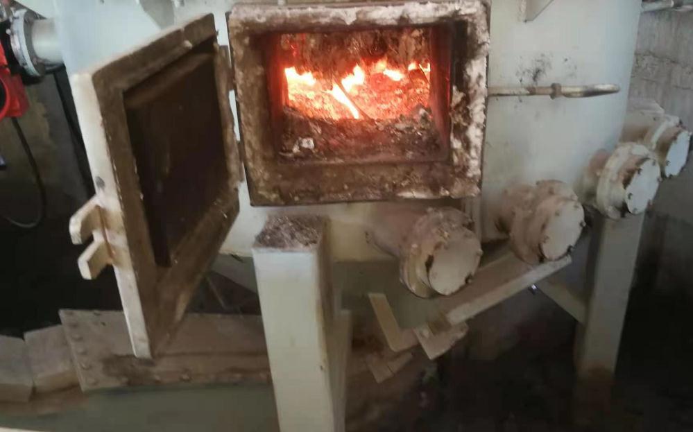 气化炉观火口
