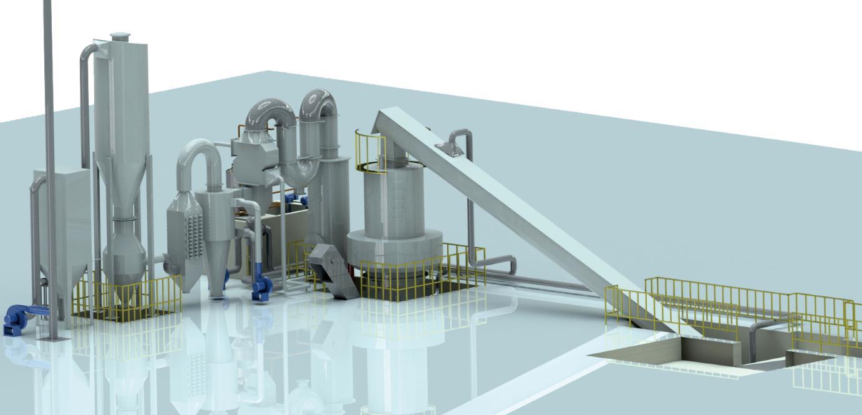 循环流化床锅炉空气预热器有何作用?