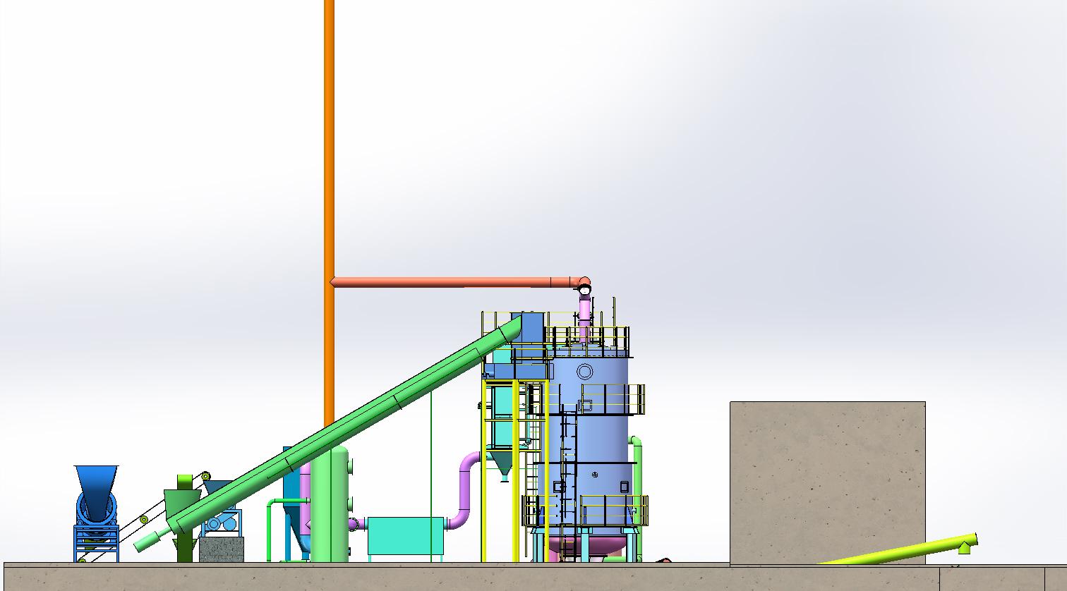 高温热解气化炉的选择与应用要求是怎样的?