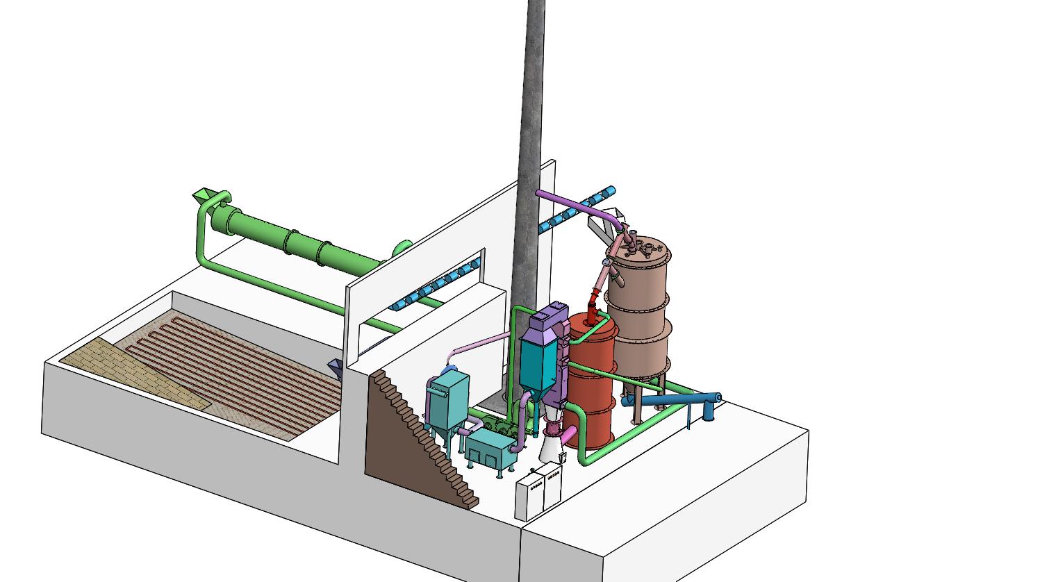 RTO焚烧炉系统安全控制方式,该怎样避免安全事故的产生