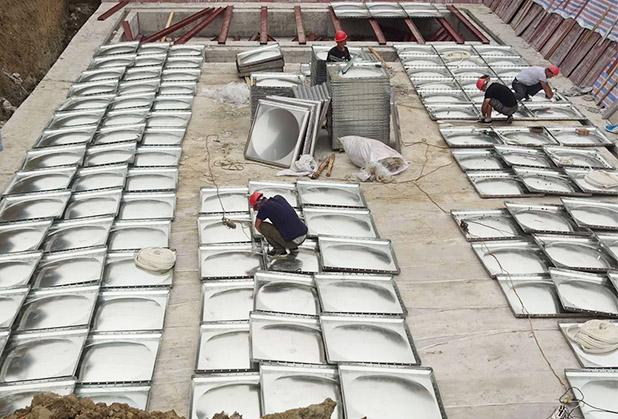 成都地埋式水箱安装