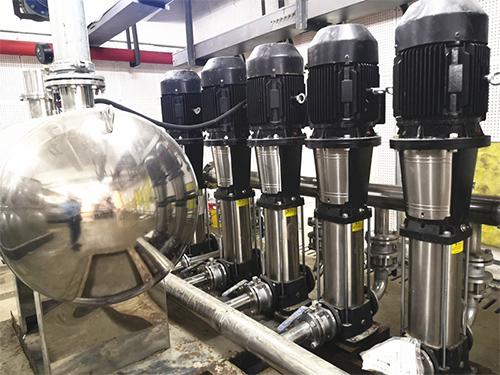 四川无负压供水设备安装成功案例