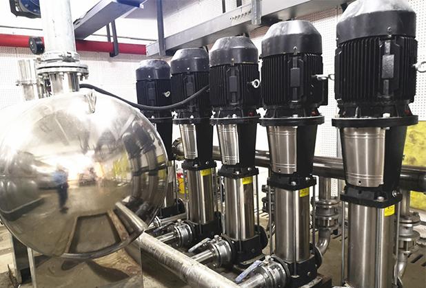 四川二次供水设备安装