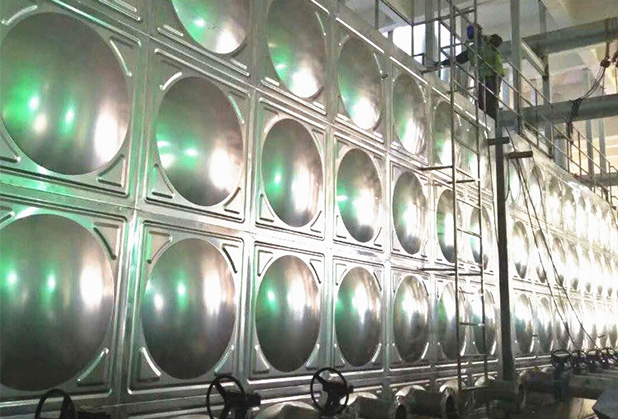 成都组合式不锈钢水箱