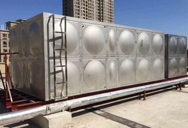 成都304不锈钢保温水箱