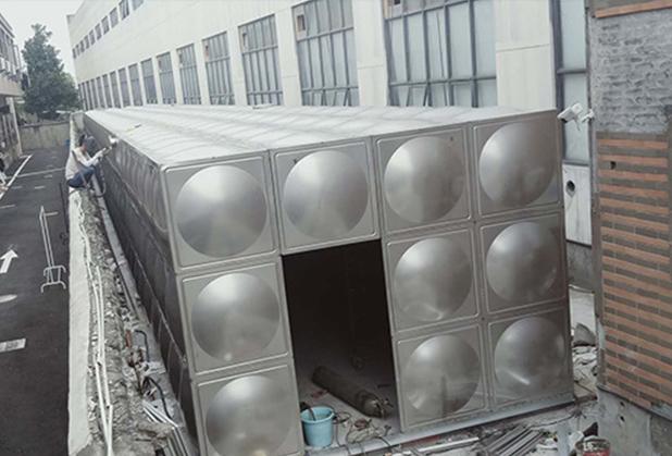 成都不锈钢水箱定制