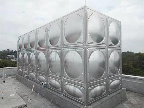 成都不锈钢水箱厂家