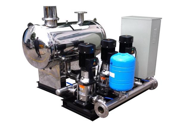 成都无负压供水设备