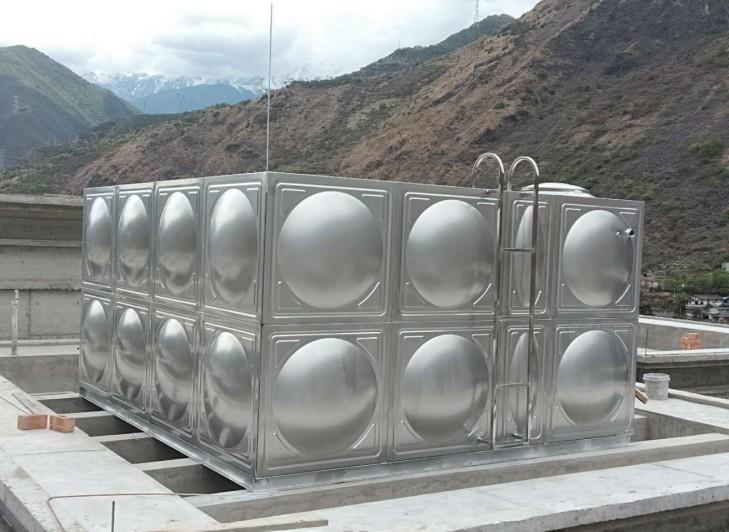 组合式不锈钢水箱的基础知识介绍