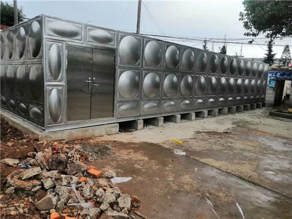 成都箱泵一体化泵站成功案例?