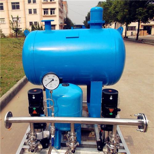 成都二次供水设备如何挑选?你知道几条?
