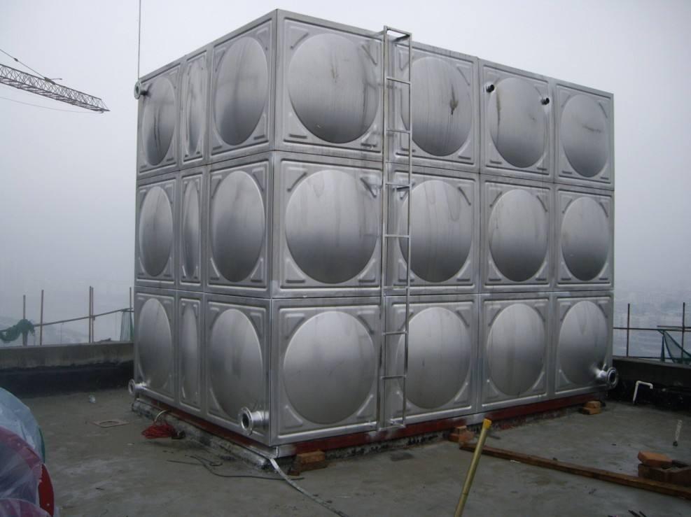 不锈钢保温水箱的使用注意事项和保温芯层