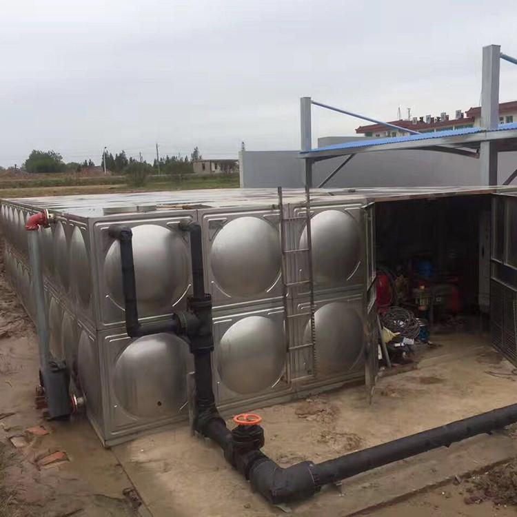 成都不锈钢水箱为什么那么受欢迎呢
