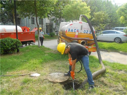 化粪池清理方法