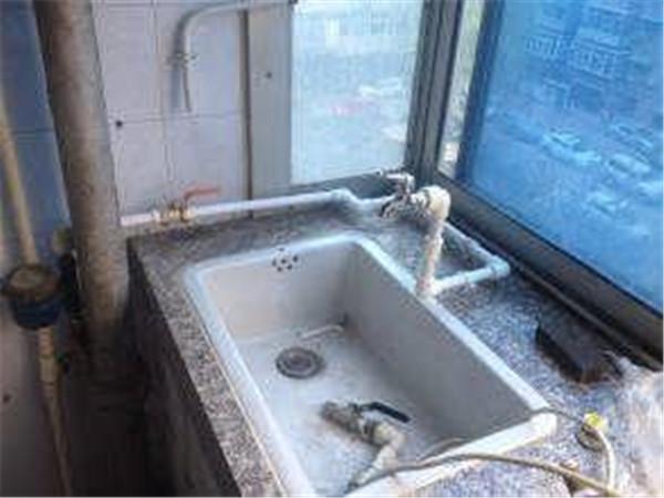 榆林水管维修方法