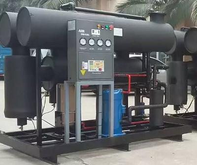 100立方冷冻式干燥机