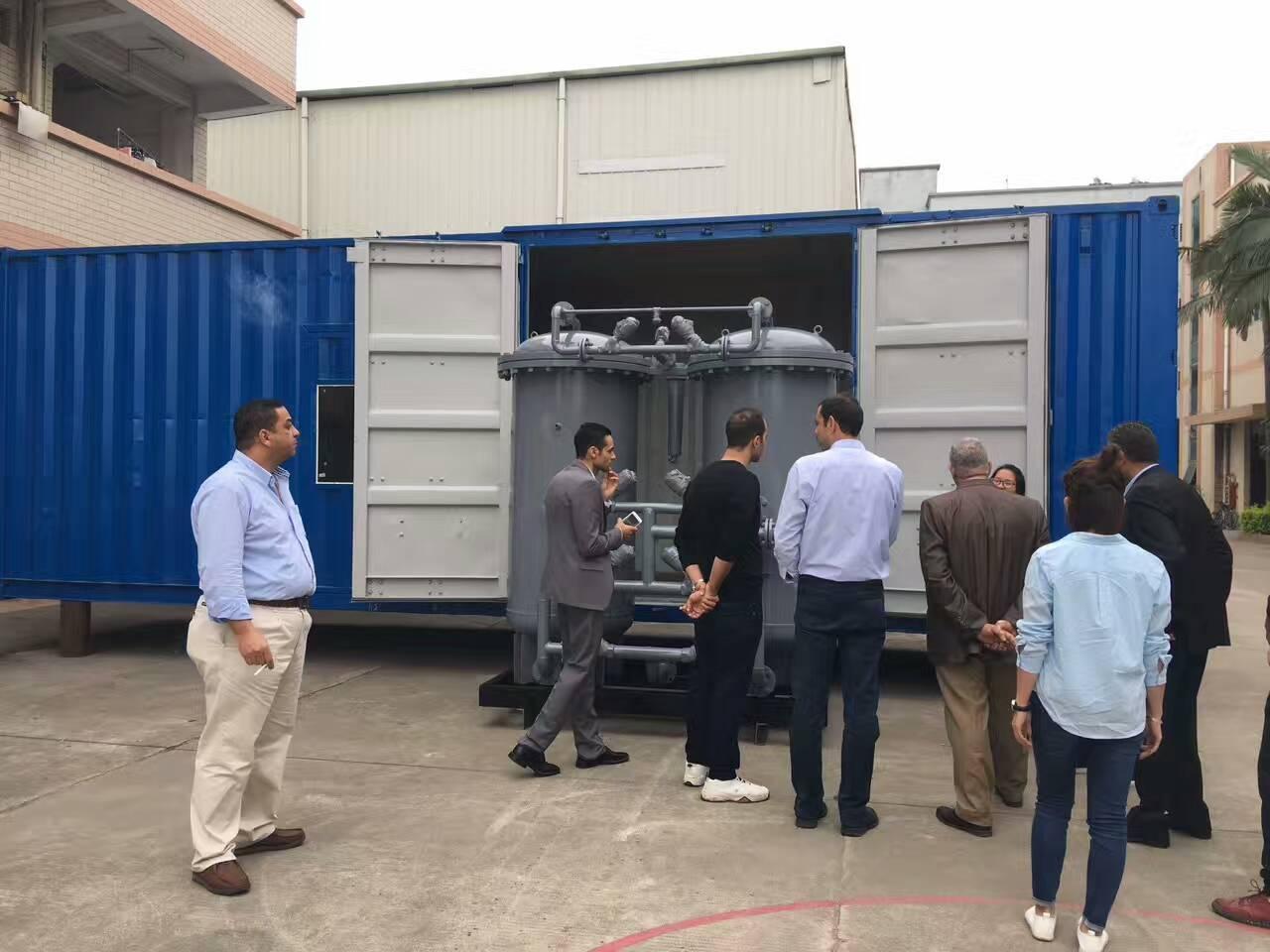 咸阳集装箱移动制氮机