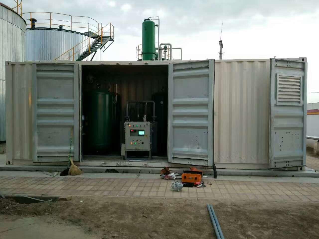 长庆油田专用防爆制氮机