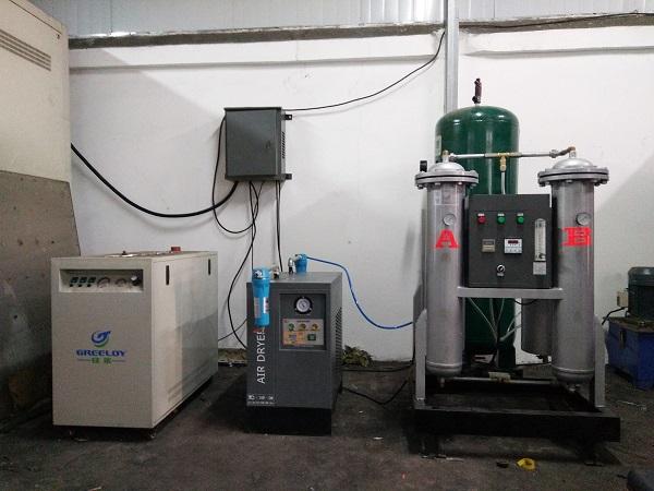 西安某科技大学实验室用制氮机