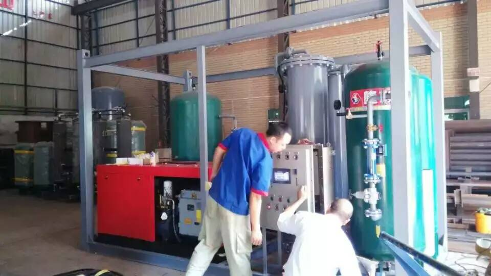咸阳防爆型制氮机