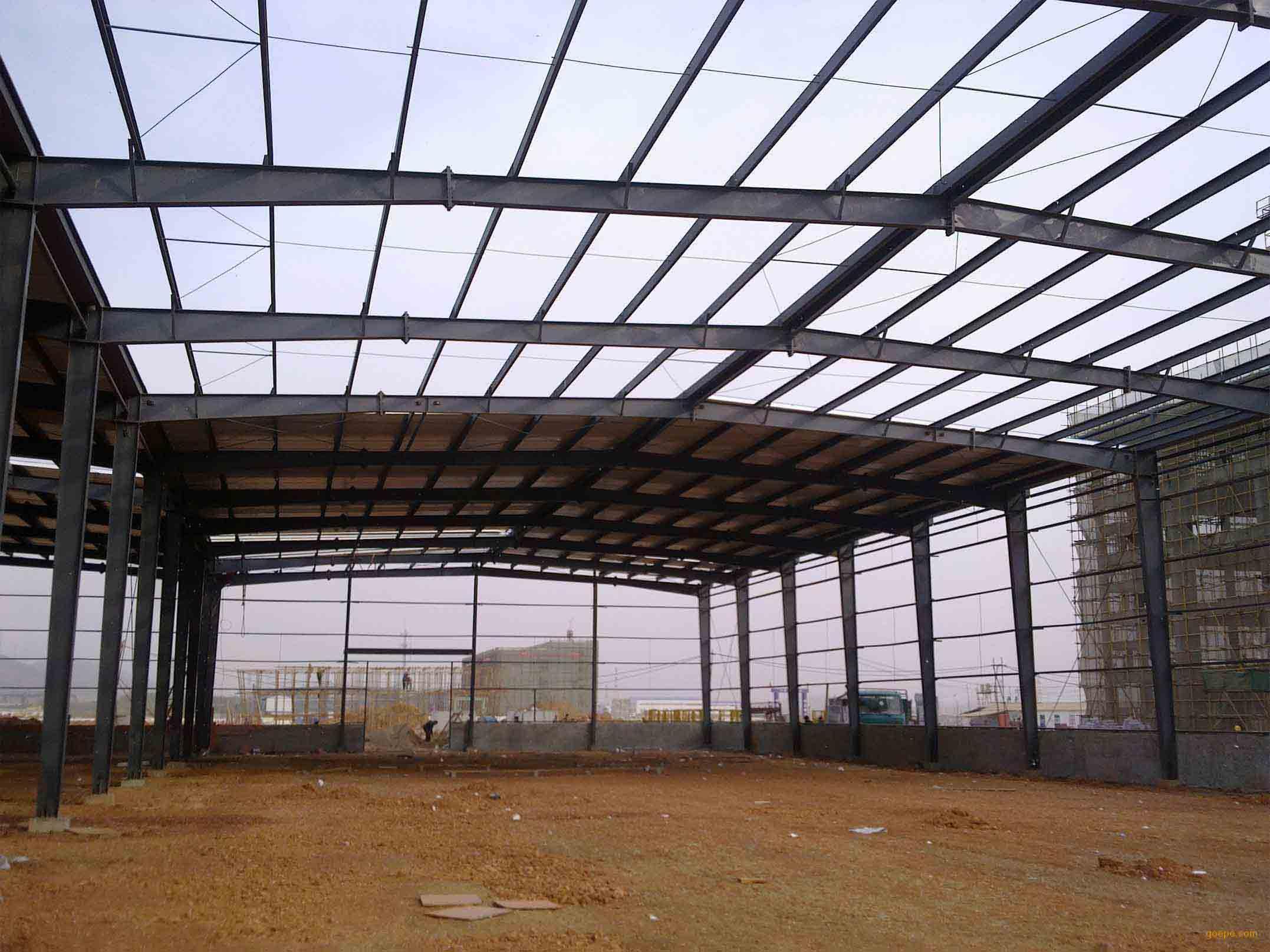 雅安钢结构施工